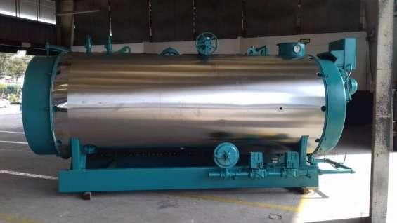 Caldera cleaver de 100 hp como nueva