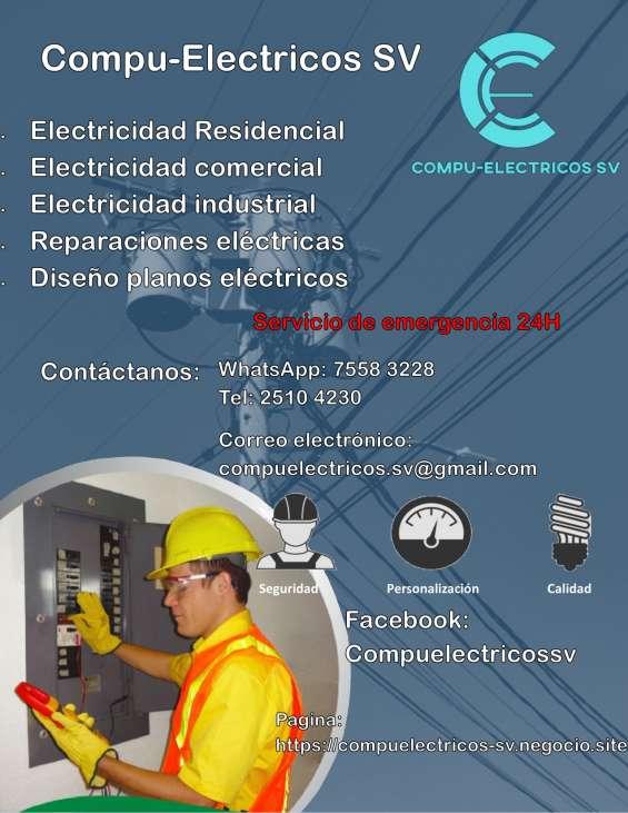 Servicios de electricidad general