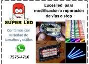 Venta de focos LED para Motos y Carros