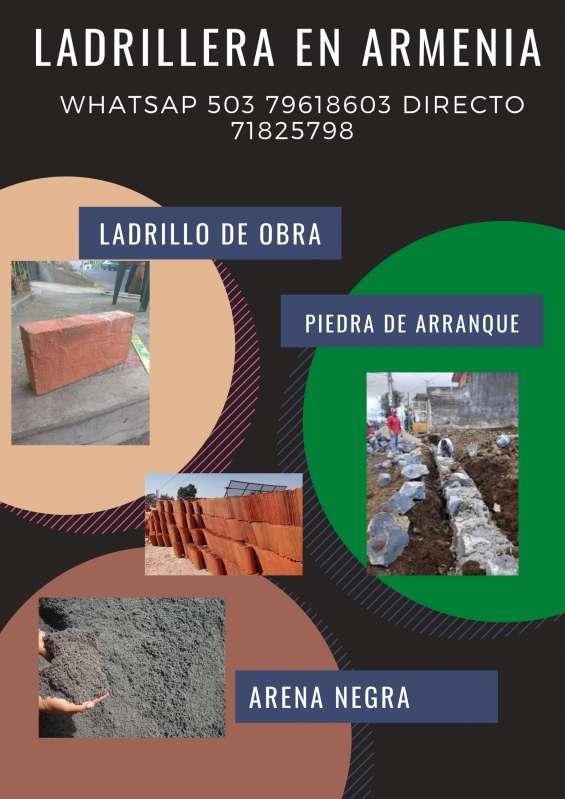 Transporte y venta de ladrillo tel 79904816 en armenia